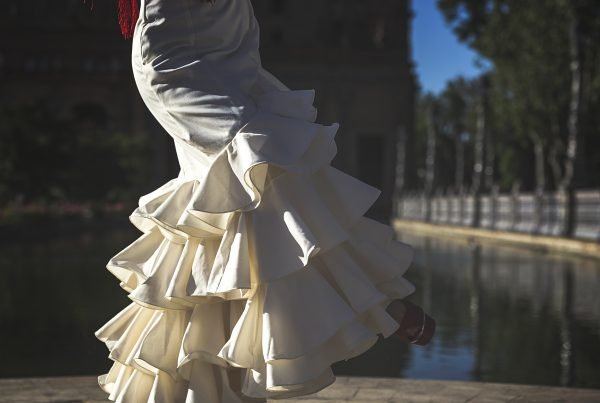 vestidos de novia flamencos notre atelier